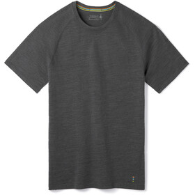 Smartwool Merino 150 Baselayer Short Sleeve Men iron heather